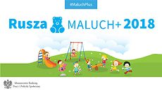 Program Maluch + 2018 - logo